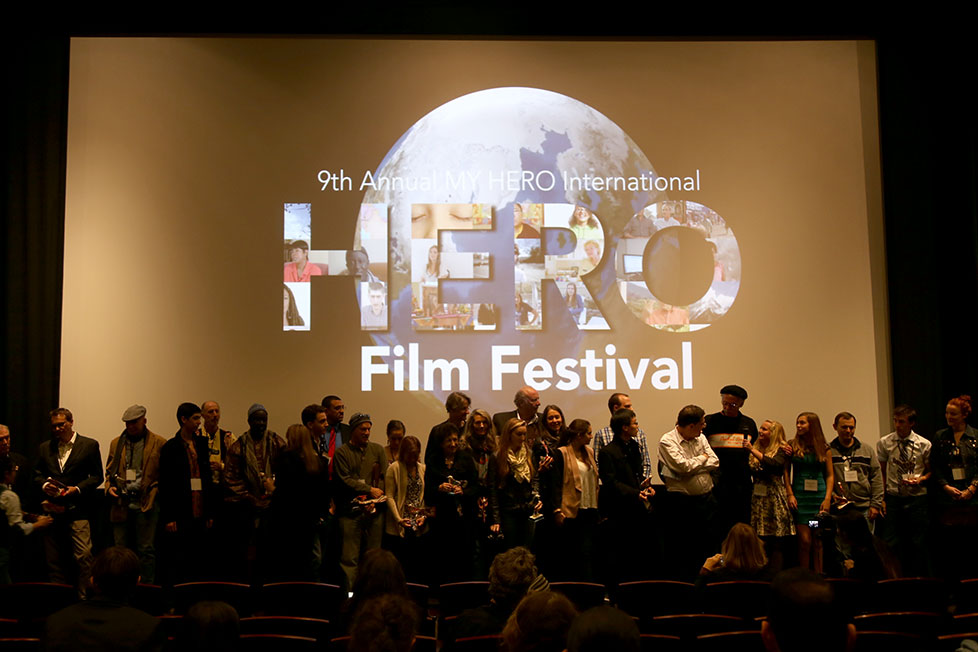My Hero International Film Festival!