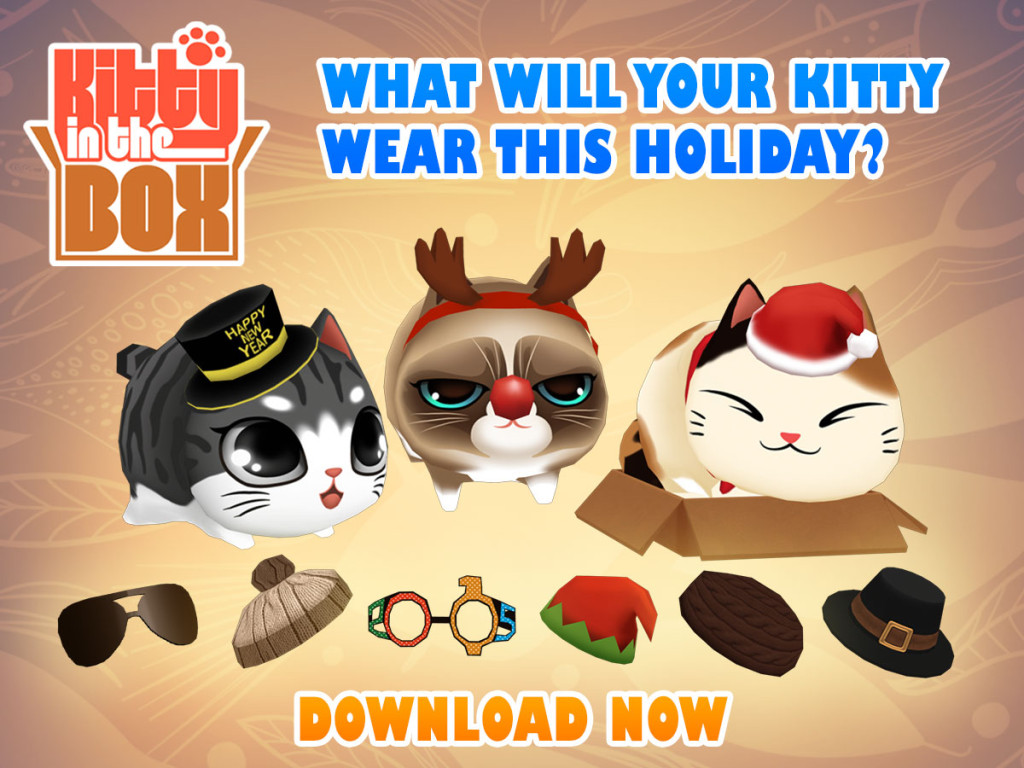 Dress up your kitties in style