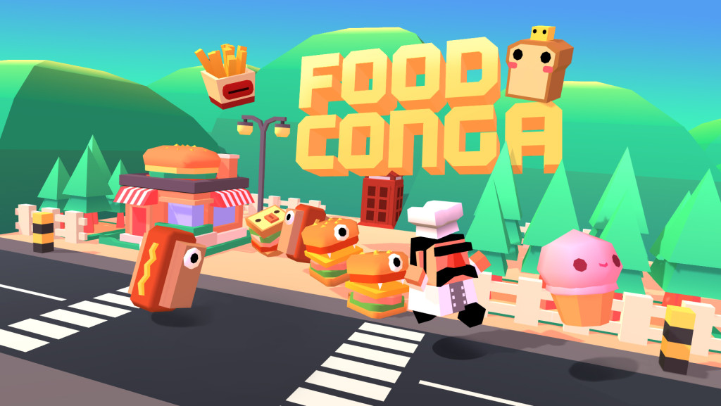 Call for Food Conga Beta Testers